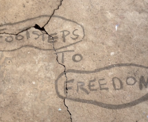 Footsteps to Freedom